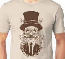 Steampunk man Unisex T-Shirt