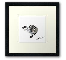 Zebco Zen Framed Print