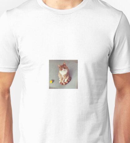 Wise Kitty Unisex T-Shirt