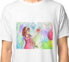Crayola Challenge Illustration Classic T-Shirt
