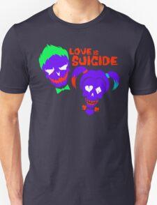 Love is Suicide Unisex T-Shirt