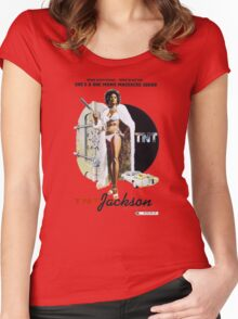 TNT Jackson Women's Fitted Scoop T-Shirt