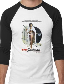 TNT Jackson Men's Baseball ¾ T-Shirt
