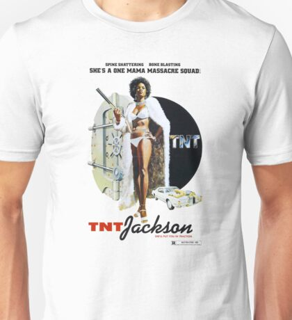 TNT Jackson Unisex T-Shirt