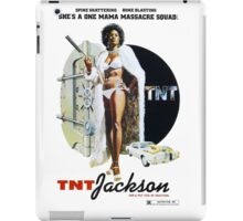 TNT Jackson iPad Case/Skin