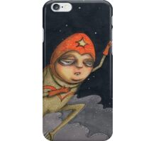Captain Enthusiasm iPhone Case/Skin