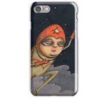 Captain Enthusiasm iPhone Case/Skin