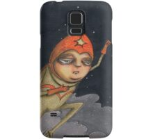 Captain Enthusiasm Samsung Galaxy Case/Skin