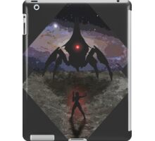 I have no fear iPad Case/Skin