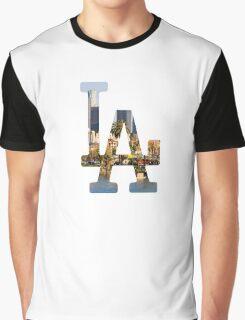 LA Dodgers 2 Graphic T-Shirt