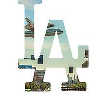 LA Dodgers 3 by Nuijten