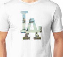 LA Dodgers 3 Unisex T-Shirt