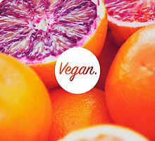 Vegan. - Blood Orange Fill by cclecombe