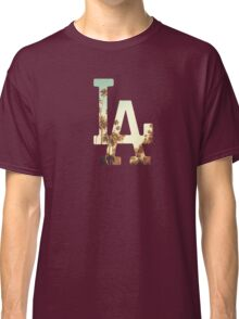 LA Dodgers 4 Classic T-Shirt