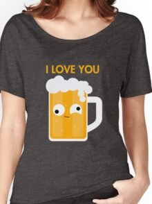 Drunk Beer Women's Relaxed Fit T-Shirt