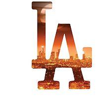 LA Dodgers 5 by Nuijten