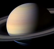 Discovering solar system: Saturn! by EnjoyRiot