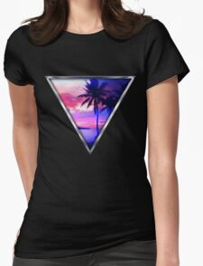 CHROMOMENTO 1985 Womens Fitted T-Shirt