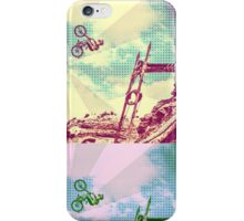 Flip you for real - 6 iPhone Case/Skin