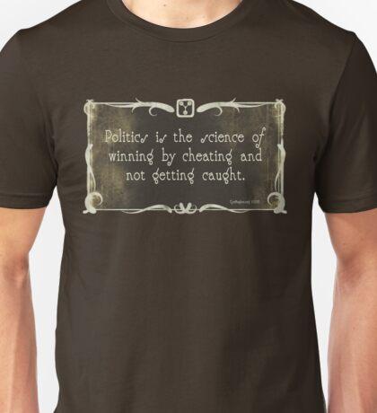 Politics Unisex T-Shirt