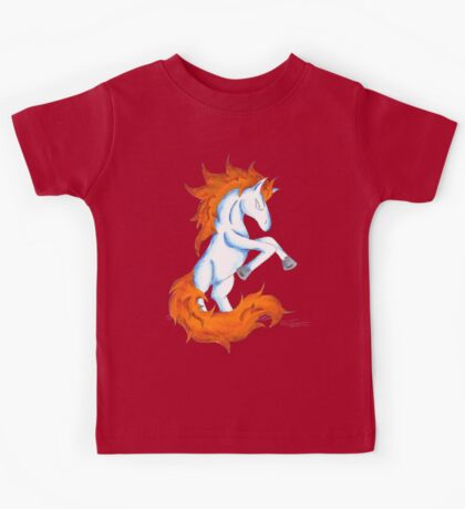 Untamed Stallion Kids Tee