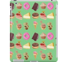 Retro cakes iPad Case/Skin