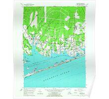 New York NY Eastport 138030 1956 24000 Poster
