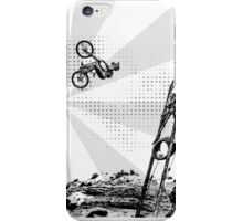 Flip you for real - 10 iPhone Case/Skin