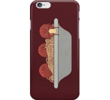 The Knitter iPhone Case/Skin