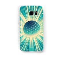 Abstract colorful business finance background Samsung Galaxy Case/Skin