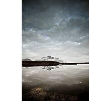 Quiet reflection Photographic Print
