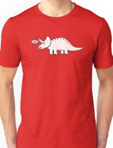Cartoon Triceratops T-Shirt