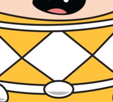 Morphin' Time - Adventure Time Power Rangers Jake Suit Sticker