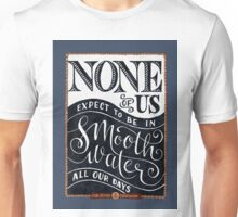 Smooth Water Unisex T-Shirt
