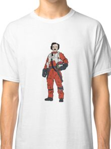 Edgar Allan Poe Dameron - Star Wars Classic T-Shirt