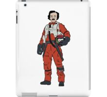Edgar Allan Poe Dameron - Star Wars iPad Case/Skin