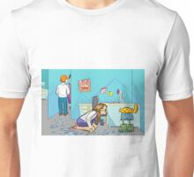 Something Fishy...  Unisex T-Shirt