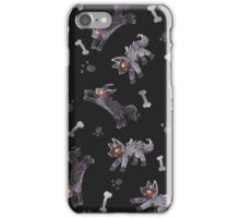 Poochyena & Mightyena pattern iPhone Case/Skin