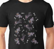 Poochyena & Mightyena pattern Unisex T-Shirt