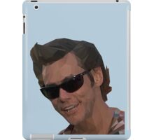 Ace Ventura Pet Detective Low Poly iPad Case/Skin