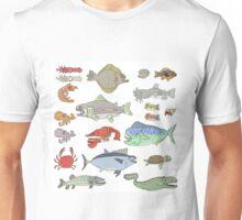 Seafood Buffet Unisex T-Shirt