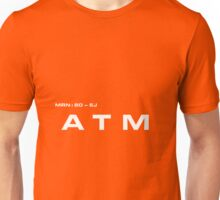 2001 A Space Odyssey - HAL 9000 ATM System Unisex T-Shirt