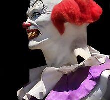 BEWARE: I am Not Clowning Around! by Heather Friedman