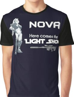 Nova Hos2 Graphic T-Shirt