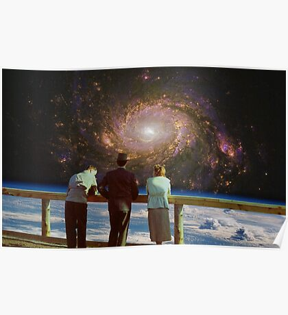 In a Galaxy far away Poster