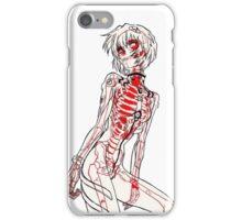 rei evangelion x-ray iPhone Case/Skin