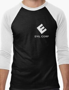 Evil corp Men's Baseball ¾ T-Shirt