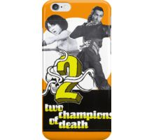 Champions of Death iPhone Case/Skin