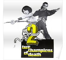 Champions of Death Poster