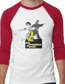 Champions of Death Men's Baseball ¾ T-Shirt